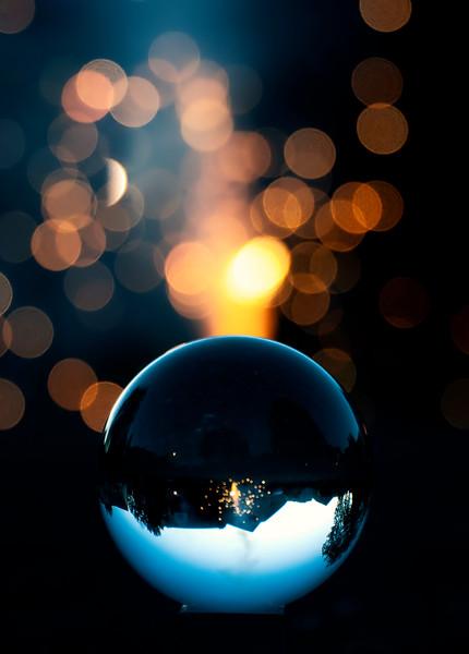 Fire Under Glass