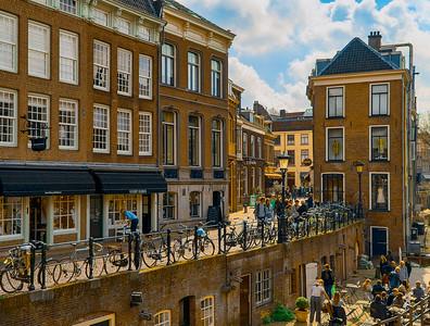 Utrecht old-town