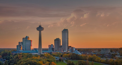 Niagara City View