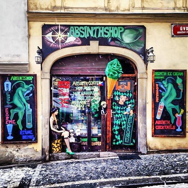 Absinth Shop