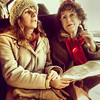 Conversation on the train