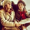 Conversation on the train
