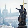 Charles Bridge & Prague Castle