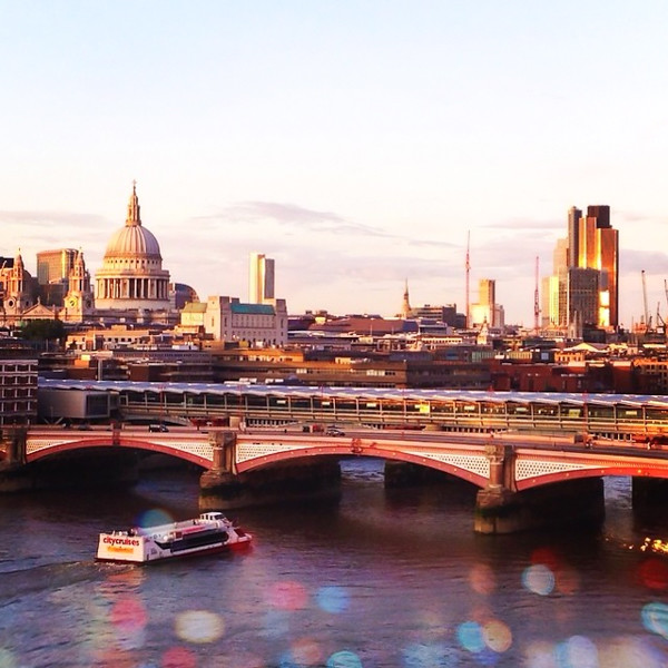 Golden London