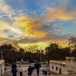 Sunrise at the Royal Society