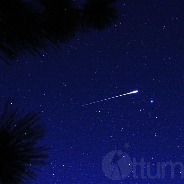 Iridium Satellite Flash
