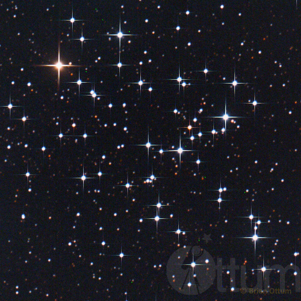 Butterfly Cluster in Scorpius, M6