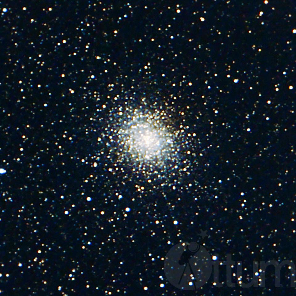 M19 Globular Cluster
