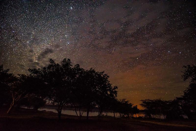 Bishop's Lodge, Starry Night