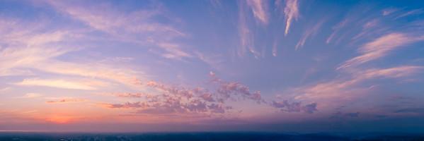 Smokey Skies over Sydney