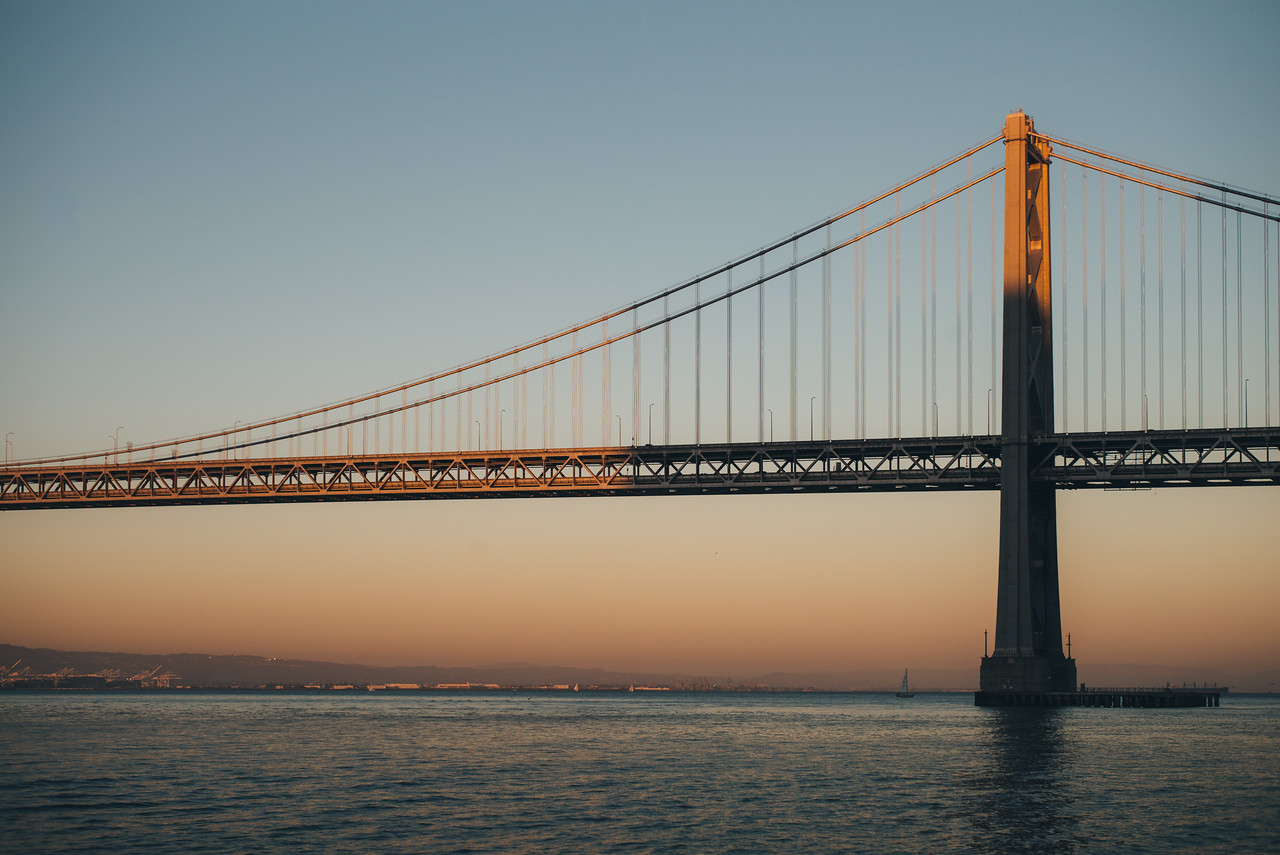 Bay Bridge, California