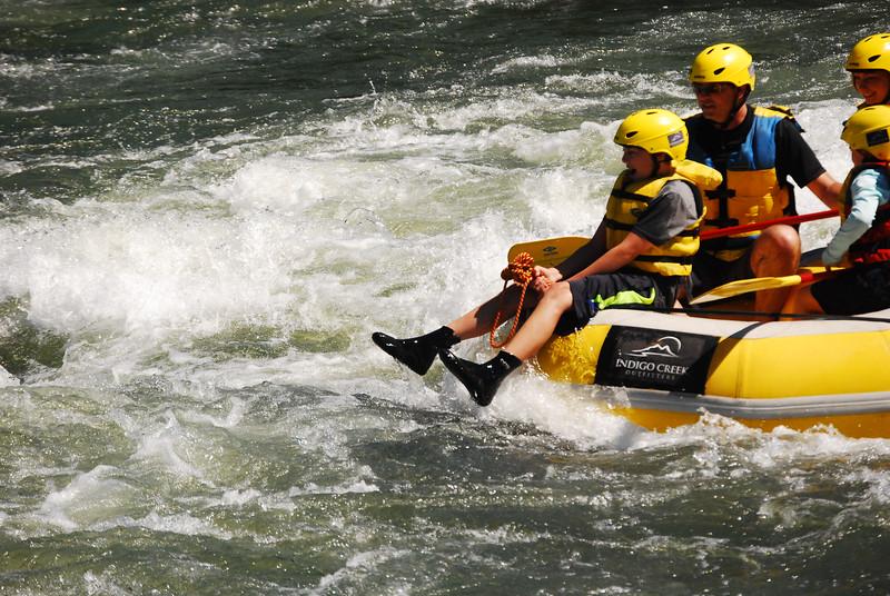 Elijah on the Rogue River