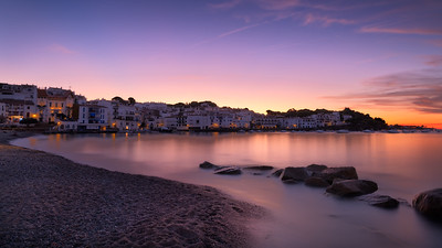 Beach Sunrise Cadaques