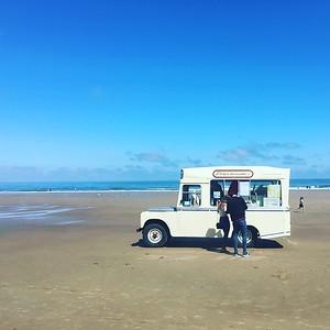 Ice Cream Van!