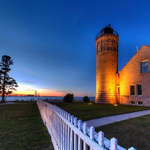 Old Mackinac Lighthouse