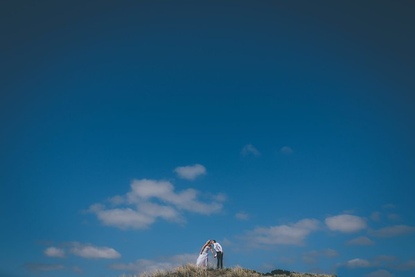 Bethells Beach Wedding, Auckland