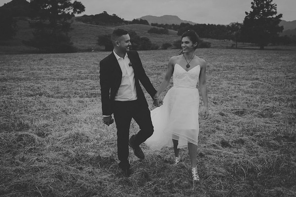 The Woodhouse Wedding, Matakana