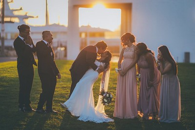 Silo Park Wedding, Tank Farm, Auckland