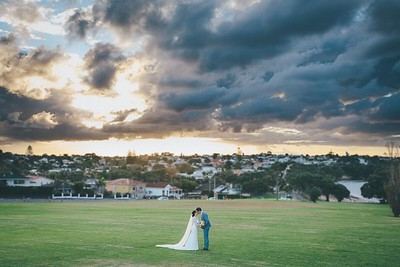 The Officers Mess Wedding, Takapuna