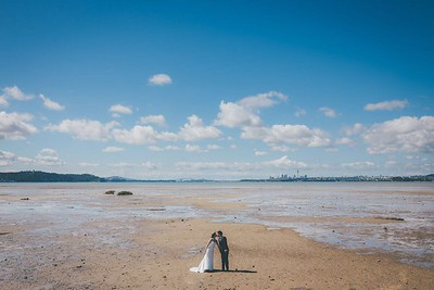 Te Atatu Peninsula Wedding, Auckland