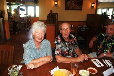 Sandra and Mark Hogan