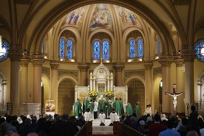 Installation Mass of Fr. Joseph Illo - Pastor at Star of the Sea