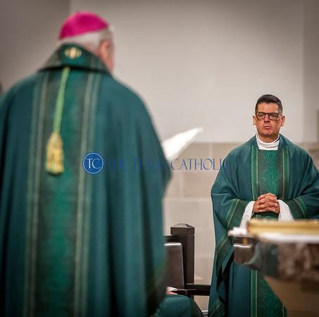 Installation of Father Rudy Garcia