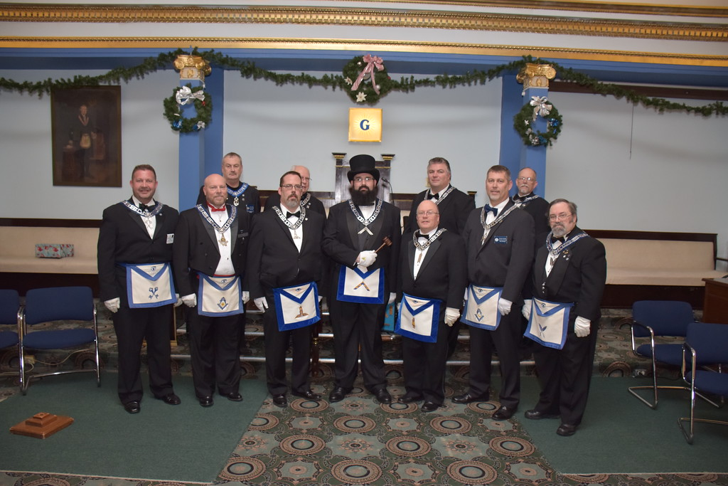 2016 Officers King Solomon Lodge No. 60