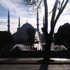 Profile of the Blue Mosque