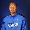 13-10-21-CSUSB-- Lacy Haddock (13). 2013-2014 Men's Basketball team at California State University, San Bernardino on Monday Oct 21, 2013.  Photo by Robert A. Whitehead/CSUSB