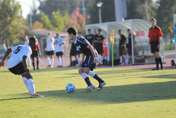 11.8.13 vs CSULA (CCAA Tourney)