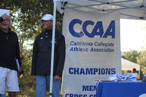 11.22.11 at CCAA Championships