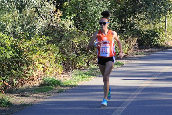 2014 Sonoma State Women's XC Meet