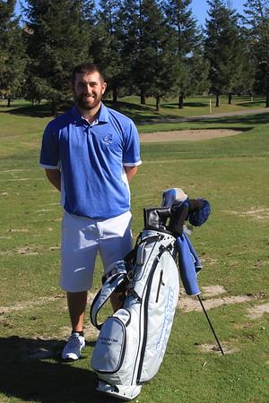 2015-16 SSU Golf Team Photos