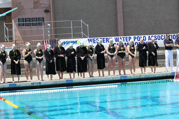 2016 WWPA Game 2 - CSUEB vs Gannon (4.29.16)