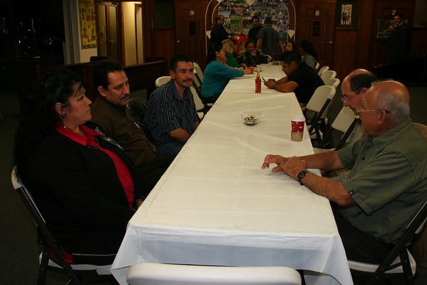 Convivio Navideño del Instituto Bíblico 2008