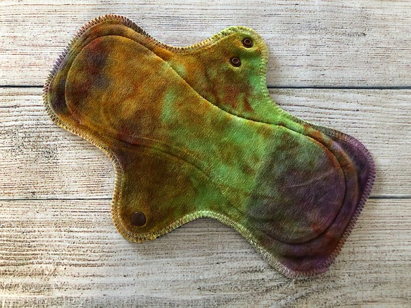 """ONE 10"""" UltiMini Reusable Cloth Pad for Moderate to Heavy Flow"""