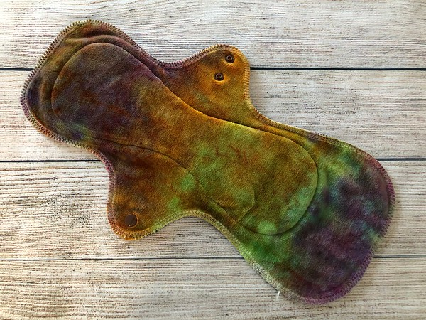 "ONE 14"" UltiMini Reusable Cloth Pad for Heavy Flow"