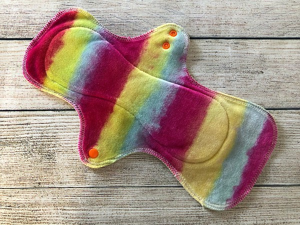 "ONE 12.25"" UltiMini Reusable Cloth Pad for Heavy Flow"