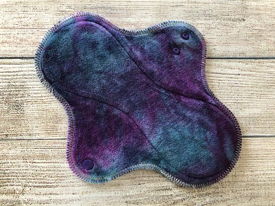 "ONE 9.5"" Wrap Wing Reusable Cloth Pad for Regular Flow"