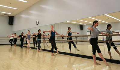 Ballet W2018 - see special instructions