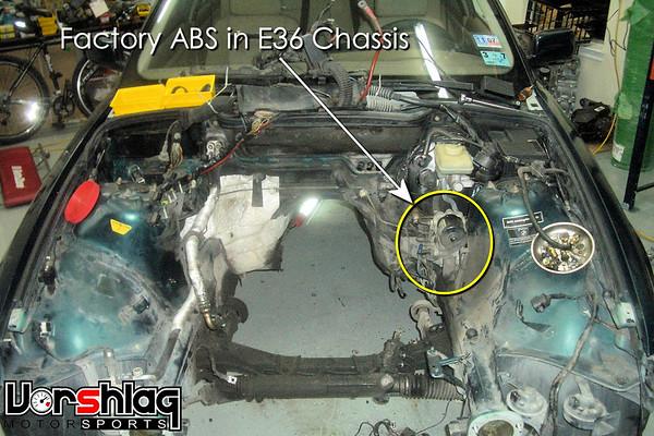 E36 V8 Swap