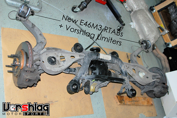 Rear Subframe And Differential Swap Bmw E46 Vorshlag