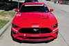 1. The initial offering of Vorshlag tow hooks work on the rear of most 2015-21+ models and the front of 2018+ model GT and Ecoboost cars (not earlier models, GT350, Mach I or GT500)