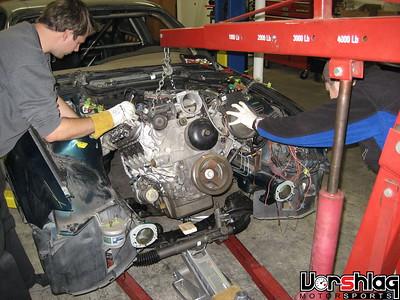 Vorshlag E36 LS1 Stage 0 Install