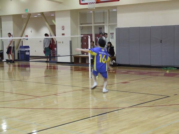 Int - Badminton