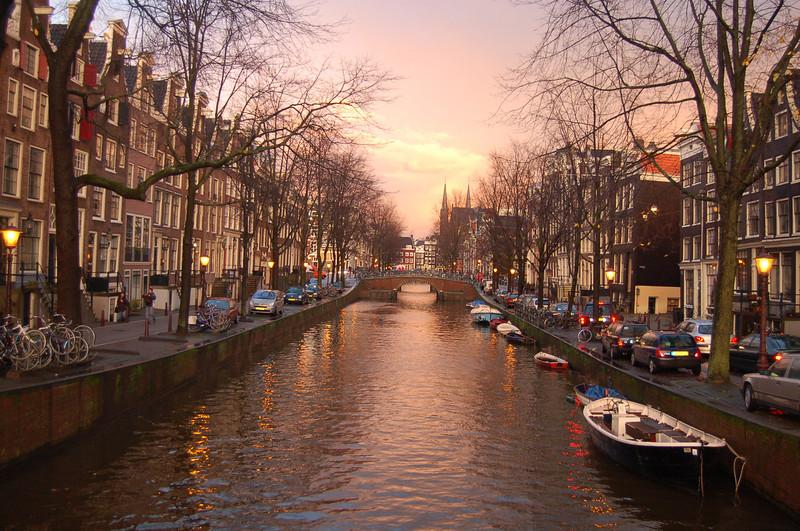 1993 Amsterdam, Holland