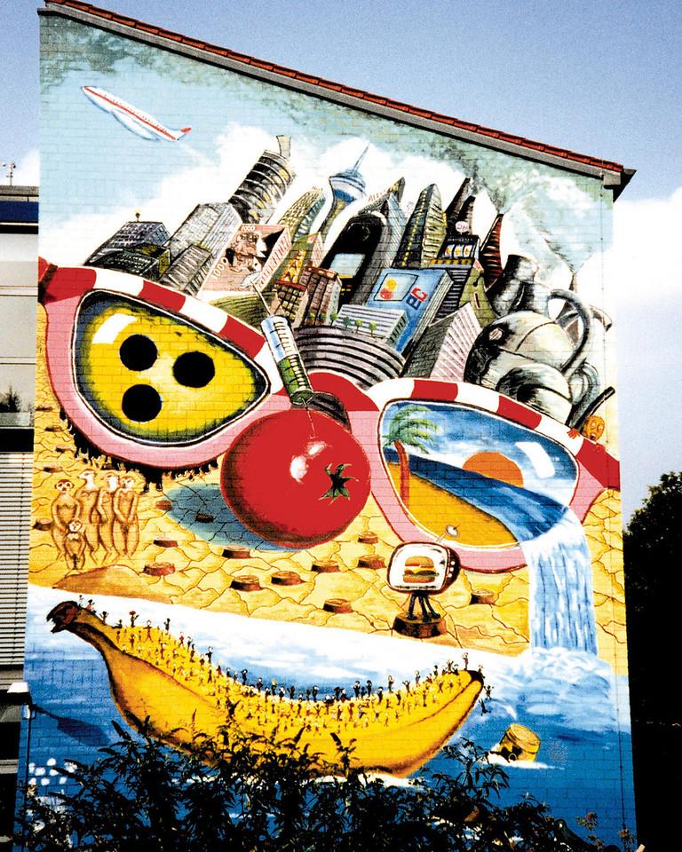 1998 Dusseldorf, Germany