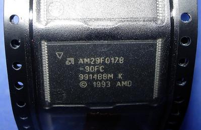 AM29F017B-90FC AMD
