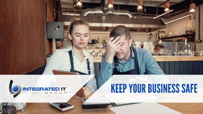 KEEP YOUR BUSINESS SAFE